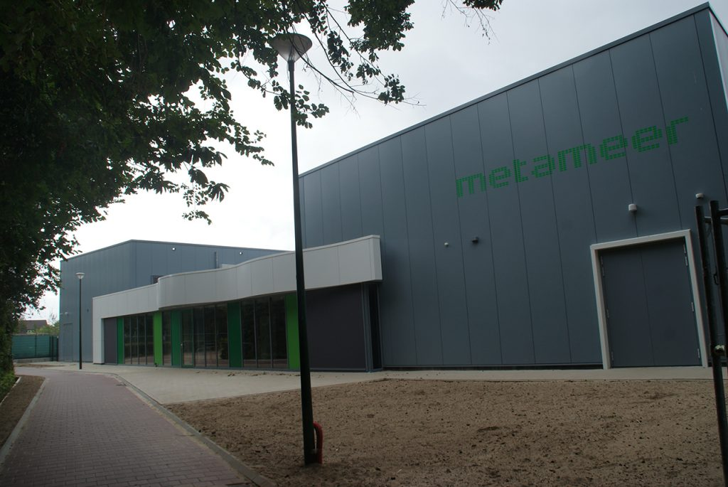 Gymzaal Metameer Boxmeer